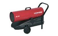 Топловъздушни апарати за пропан бутан газ модел GP EN
