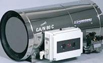 Топловъздушни апарати за окачване за ниско налягане модел GA/N